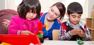 advanced apprenticeship in childrens care learning and development